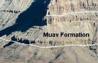 Muav Formation, Grand Canyon